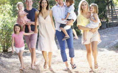 Nieuw samengesteld gezin
